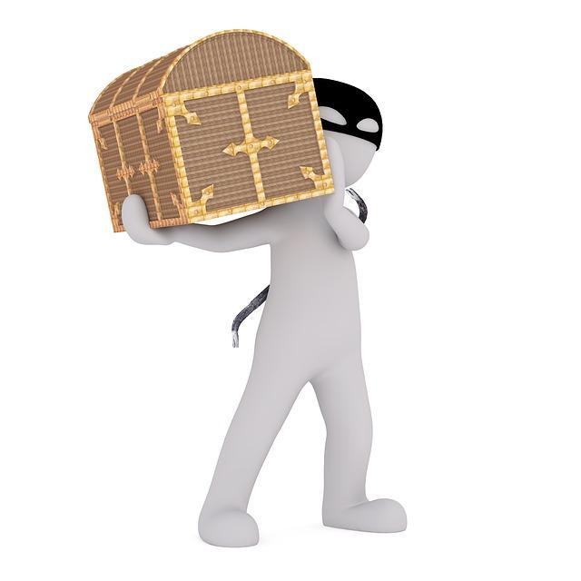 zloděj peněz