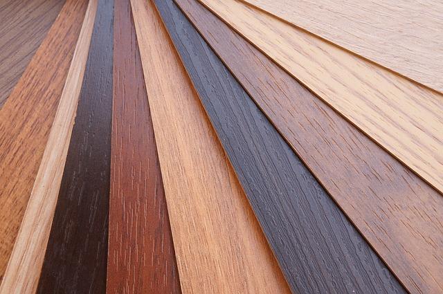 dřevěné desky