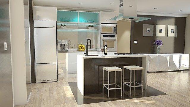kuchyně luxusní