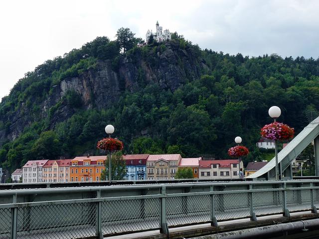 děčínský hrad