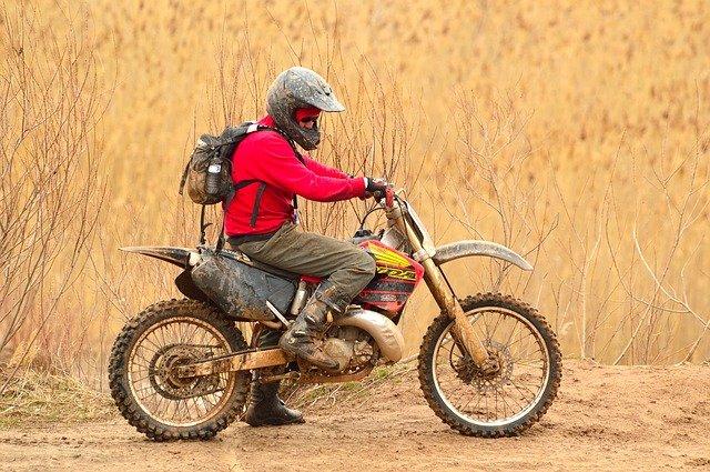 motocross motorka