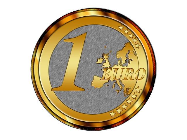 jedno euro – mince